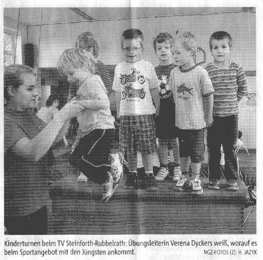 Artikel NGZ September 2007